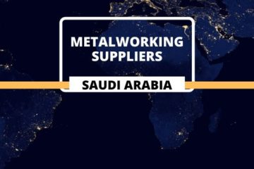 Metalworking Suppliers in Saudi Arabia