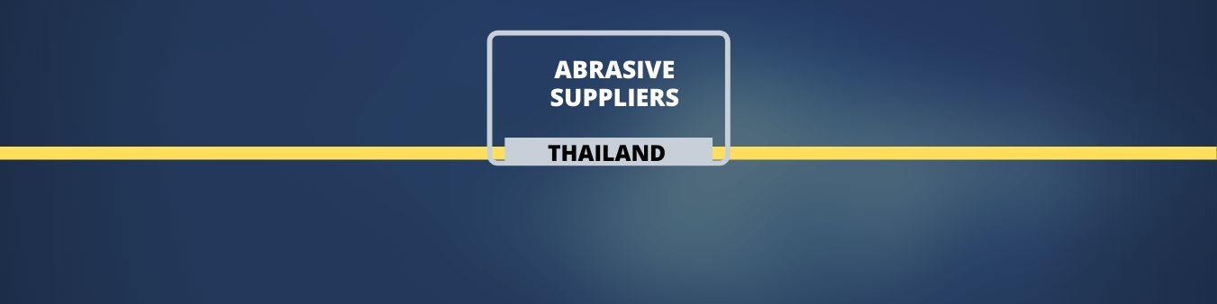 Abrasive suppliers in Thailand